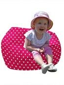 R U Comfy Small Kids Stars Bean Bag additional 4