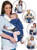 Clevamama Ergonomic Baby & Hip Carrier additional 2