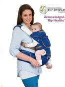 Clevamama Ergonomic Baby & Hip Carrier additional 3