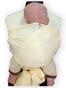 Stretchy Wrap Sling - Cream additional 6