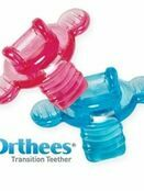 Dr Brown's Orthees Orthopedic Transition Teether additional 1