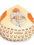 Luxury Cuddle Soft Little Fox Baby Bean Bag additional 2
