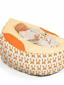 Luxury Cuddle Soft Little Fox Baby Bean Bag additional 1