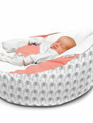 Luxury Cuddlesoft Elephant pre-filled Baby Bean Bag - Choose your Colour additional 1