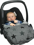 Dooky Cosy Top universal fleeced lined car seat cover - Choose your design additional 2
