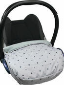 Dooky Cosy Top universal fleeced lined car seat cover - Choose your design additional 6