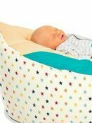 Rainbow Star Gaga™ Baby Beanbag - Choose your colour additional 2