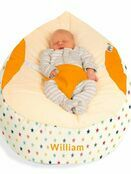 Rainbow Star Gaga™ Baby Beanbag - Choose your colour additional 4