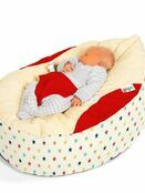 Rainbow Star Gaga™ Baby Beanbag - Choose your colour additional 5