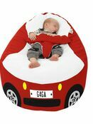 Racing Car Gaga ™+ Baby to Junior Beanbag Choose your Style additional 3