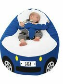 Racing Car Gaga ™+ Baby to Junior Beanbag Choose your Style additional 2