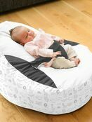 Zoo Animals Gaga ™+ Baby to Junior Beanbag - Choose your Style additional 3