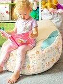 Zoo Animals Gaga ™+ Baby to Junior Beanbag - Choose your Style additional 2