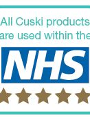 CUSKI Miniboo 2 Pack, Prem Baby Bamboo Comforter, as used within NHS - Choose your colour additional 9
