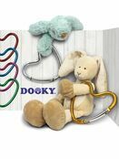 Dooky Buggy/Pram Heart Hook additional 1