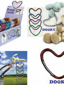 Dooky Buggy/Pram Heart Hook additional 9