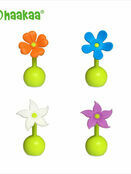Haakaa Silicone Flower Stopper - Choose your Flower additional 1