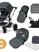 Ickle Bubba Stomp v4 Special Edition All In One Travel System With Isofix Base additional 3