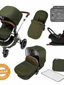 Ickle Bubba Stomp v4 Special Edition All In One Travel System With Isofix Base additional 54
