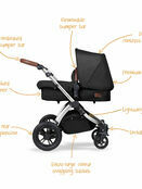 Ickle Bubba Stomp v4 Special Edition All In One Travel System With Isofix Base additional 31