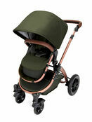 Ickle Bubba Stomp v4 Special Edition All In One Travel System With Isofix Base additional 45