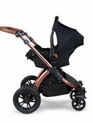 Ickle Bubba Stomp v4 Special Edition All In One Travel System With Isofix Base additional 26
