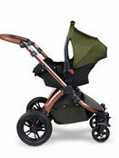 Ickle Bubba Stomp v4 Special Edition All In One Travel System With Isofix Base additional 51