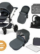 Ickle Bubba Stomp v4 All In One i-Size Travel System With Isofix Base additional 2