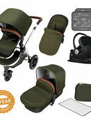 Ickle Bubba Stomp v4 All In One i-Size Travel System With Isofix Base additional 44