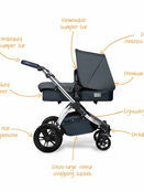 Ickle Bubba Stomp v4 All In One i-Size Travel System With Isofix Base additional 5