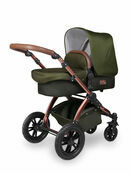 Ickle Bubba Stomp v4 All In One i-Size Travel System With Isofix Base additional 31
