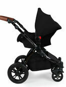 Ickle Bubba Stomp v3 All In One Travel System With 0+ Galaxy Car Seat and Isofix Base additional 8