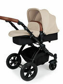 Ickle Bubba Stomp v3 All In One Travel System With 0+ Galaxy Car Seat and Isofix Base additional 32
