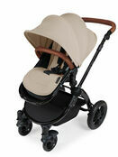 Ickle Bubba Stomp v3 All In One Travel System With 0+ Galaxy Car Seat and Isofix Base additional 34