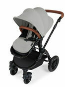 Ickle Bubba Stomp v3 All In One Travel System With 0+ Galaxy Car Seat and Isofix Base additional 48