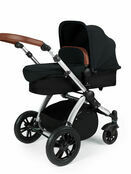 Ickle Bubba Stomp v3 All In One Travel System With 0+ Galaxy Car Seat and Isofix Base additional 59
