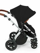 Ickle Bubba Stomp v3 All In One Travel System With 0+ Galaxy Car Seat and Isofix Base additional 61