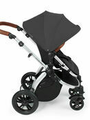 Ickle Bubba Stomp v3 All In One Travel System With 0+ Galaxy Car Seat and Isofix Base additional 74