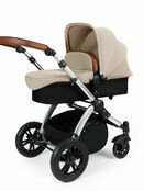Ickle Bubba Stomp v3 All In One Travel System With 0+ Galaxy Car Seat and Isofix Base additional 86