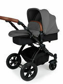 Ickle Bubba Stomp v3 All In One Travel System with i-Size Mercury Car Seat and Isofix Base additional 14