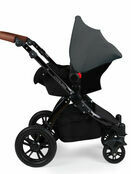 Ickle Bubba Stomp v3 All In One Travel System with i-Size Mercury Car Seat and Isofix Base additional 24