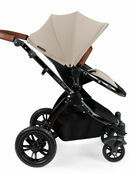 Ickle Bubba Stomp v3 All In One Travel System with i-Size Mercury Car Seat and Isofix Base additional 35
