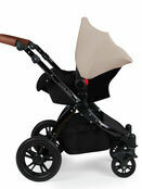 Ickle Bubba Stomp v3 All In One Travel System with i-Size Mercury Car Seat and Isofix Base additional 36