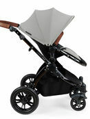 Ickle Bubba Stomp v3 All In One Travel System with i-Size Mercury Car Seat and Isofix Base additional 48