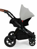 Ickle Bubba Stomp v3 All In One Travel System with i-Size Mercury Car Seat and Isofix Base additional 49
