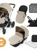 Ickle Bubba Stomp v3 All In One Travel System with i-Size Mercury Car Seat and Isofix Base additional 78