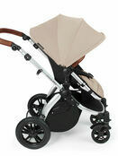 Ickle Bubba Stomp v3 All In One Travel System with i-Size Mercury Car Seat and Isofix Base additional 83