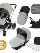 Ickle Bubba Stomp v3 All In One Travel System with i-Size Mercury Car Seat and Isofix Base additional 91