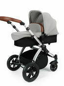 Ickle Bubba Stomp v3 All In One Travel System with i-Size Mercury Car Seat and Isofix Base additional 92