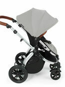 Ickle Bubba Stomp v3 All In One Travel System with i-Size Mercury Car Seat and Isofix Base additional 95